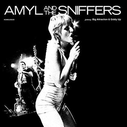 Amyl & The Sniffers - Big Attraction & Giddy Up (LP)