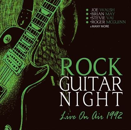 Rock Guitar Night - Live On Air 1992