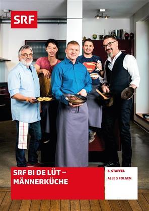 SRF bi de Lüt - Männerküche - Staffel 6