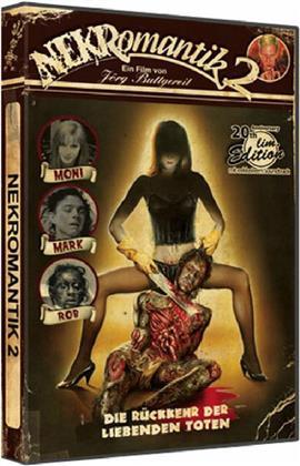 Nekromantik 2 (1991) (Grosse Hartbox, European Edition, 20th Anniversary Edition, Limited Edition, Uncut, DVD + CD)