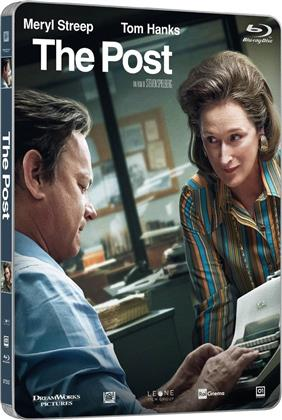 The Post (2017) (Edizione Limitata, Steelbook)