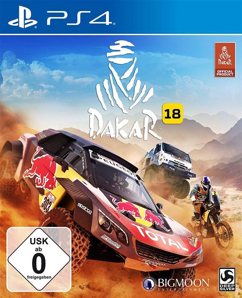 Dakar 18 (German Edition)