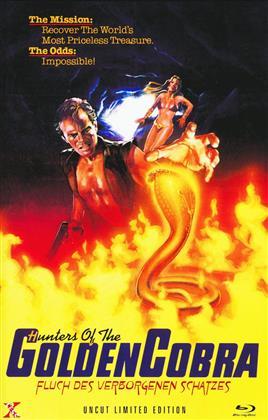 Hunters of the Golden Cobra - Fluch des verborgenen Schatzes (1982) (Grosse Hartbox, Limited Edition, Restaurierte Fassung, Uncut)