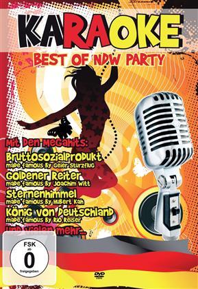Karaoke - Best of NDW Party