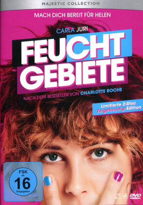 Feuchtgebiete (2013) (Majestic Collection, Limited Edition, 2 DVDs)