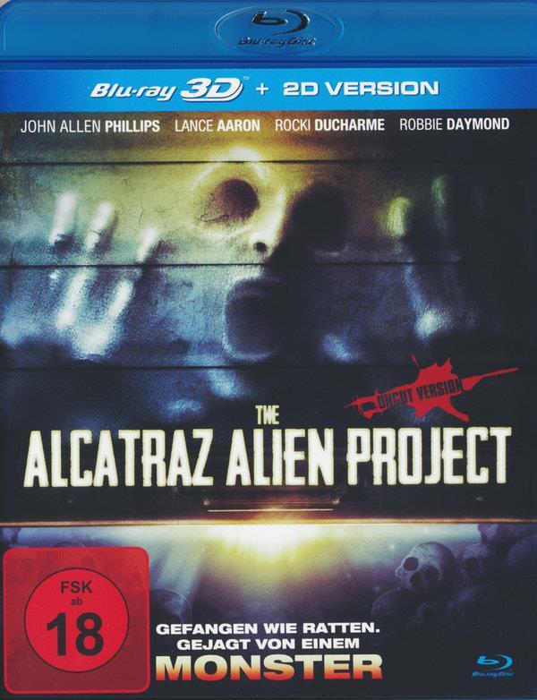 The Alcatraz Alien Project (2014) (Uncut)