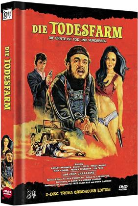 Die Todesfarm (1971) (Cover A, Troma Grindhouse Edition, Limited Edition, Mediabook, Uncut, 2 DVDs)