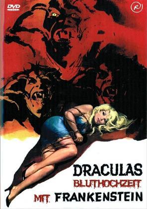 Draculas Bluthochzeit mit Frankenstein (1971) (Kleine Hartbox, Cover A, Uncut)