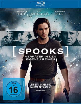 Spooks - Verräter in den eigenen Reihen (2015)