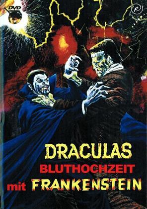 Draculas Bluthochzeit mit Frankenstein (1971) (Kleine Hartbox, Cover B, Uncut)