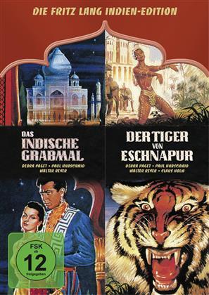 Die Fritz Lang Indien-Edition - Das indische Grabmal / Der Tiger von Eschnapur (1959) (2 DVDs)