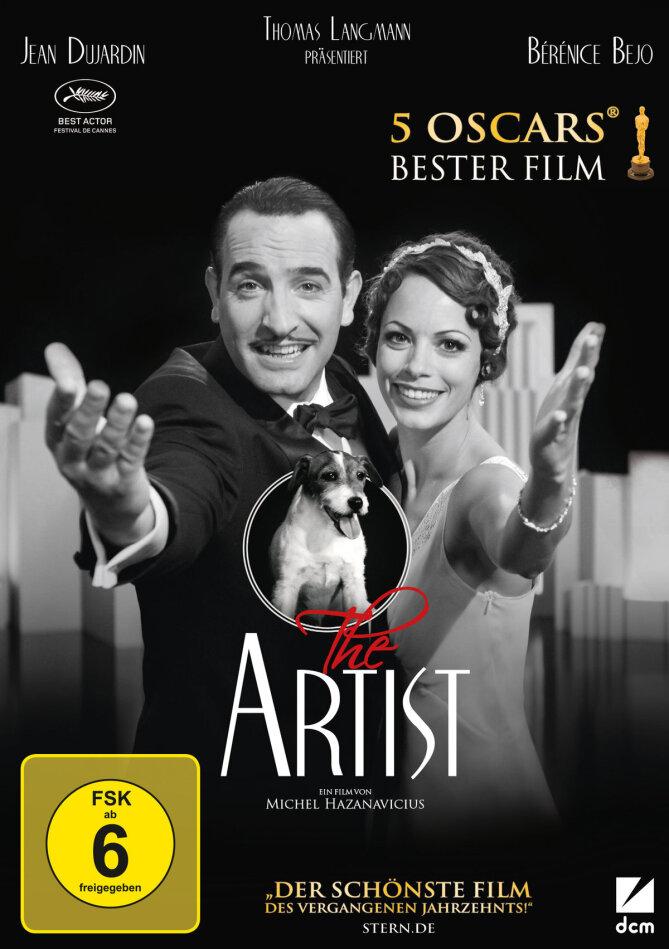 The Artist (2011) (s/w)