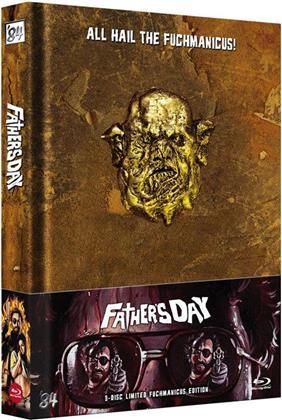 Father's Day (2011) (Fuchmanicus Edition, Wattiert, Limited Edition, Mediabook, Uncut)