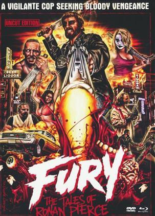 Fury - The Tales of Ronan Pierce (2014) (Limited Edition, Mediabook, Uncut)