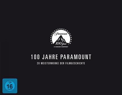 100 Jahre Paramount - 20 Meisterwerke der Filmgeschichte (13 Blu-rays + 7 DVDs + Buch)