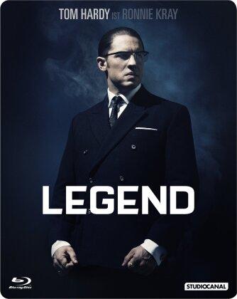 Legend - Steel Edition (2015)