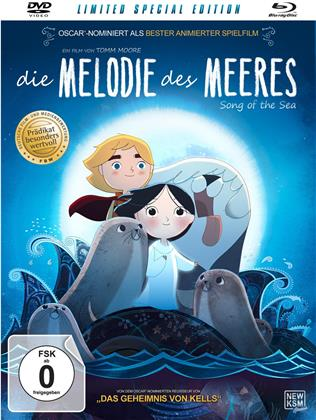 Die Melodie des Meeres (2014) (Mediabook, Blu-ray + DVD)