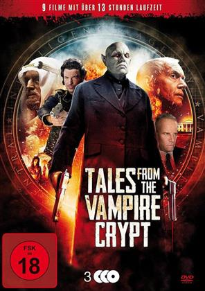Tales from the Vampire Crypt - 9 Filme (3 DVDs)