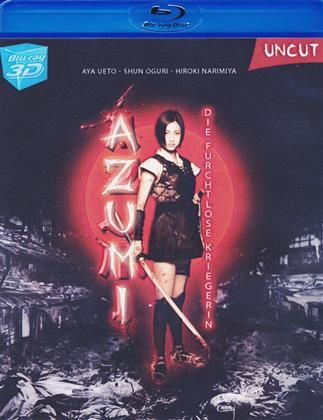 Azumi - Die furchtlose Kriegerin (2003) (Uncut)
