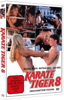 Karate Tiger 8 (1995) (Uncut)