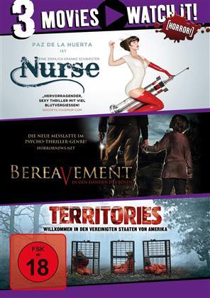Nurse / Bereavement / Territories (3 DVDs)
