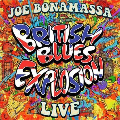 Joe Bonamassa - British Blues Explosion - Live