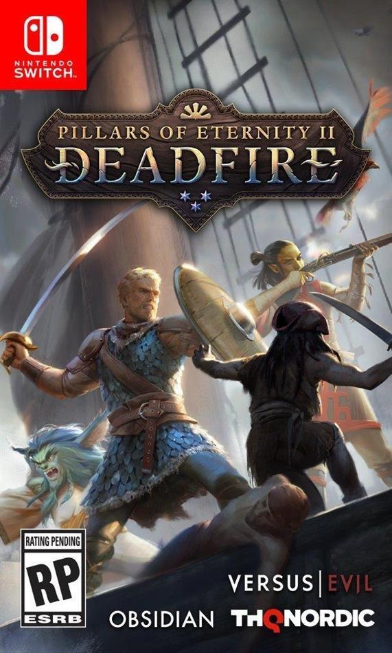 Pillars Of Eternity 2 - Deadfire