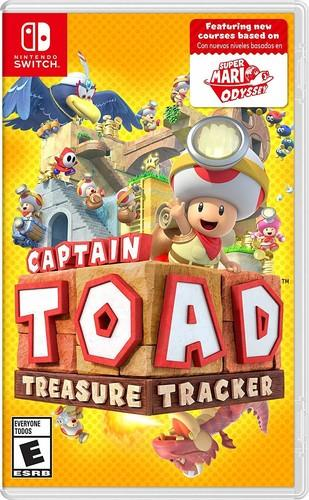 Captain Toad - Treasure Tracker