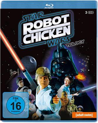 Robot Chicken - Star Wars - Episoden 1-3 (3 Blu-rays)