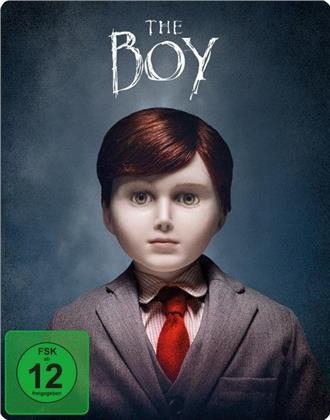 The Boy (2016) (Limited Edition, Steelbook)