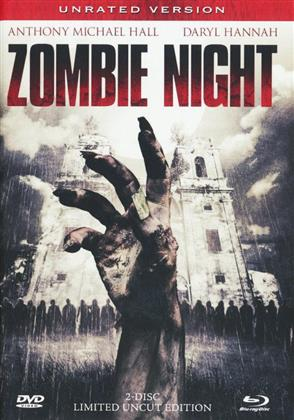 Zombie Night (2013) (Mediabook, Uncut, Blu-ray 3D (+2D) + DVD)