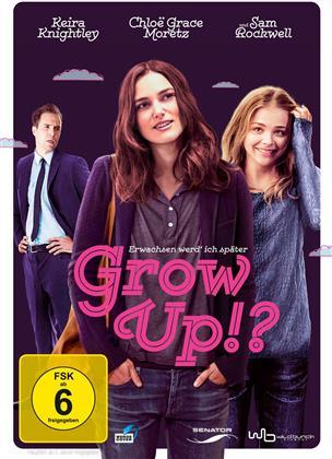 Grow UP!? - Erwachsen werd' ich später (2014)