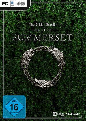 The Elder Scrolls Online: Summerset (German Edition)