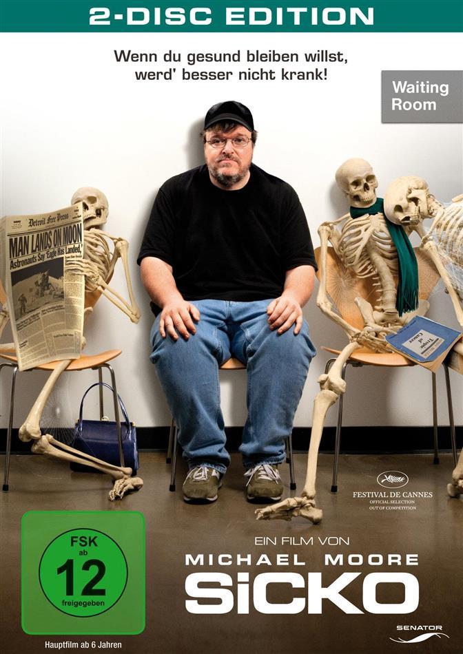 Sicko (2007) (2 DVD)