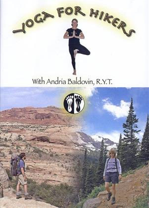 Yoga for Hikers - With Andria Baldovin, R.Y.T.