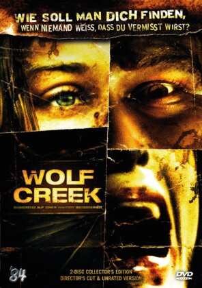 Wolf Creek (Collector's Edition, Director's Cut, Unrated, 2 DVDs)