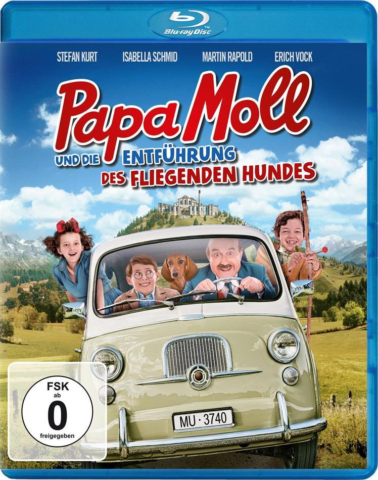 Papa Moll und die Entführung des des fliegenden Hundes (2017)