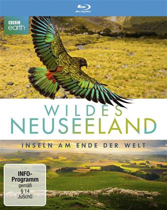 Wildes Neuseeland - Inseln am Ende der Welt (BBC Earth)