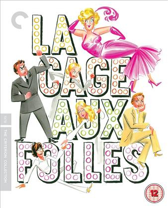 La Cage Aux Folles (1978) (Criterion Collection)