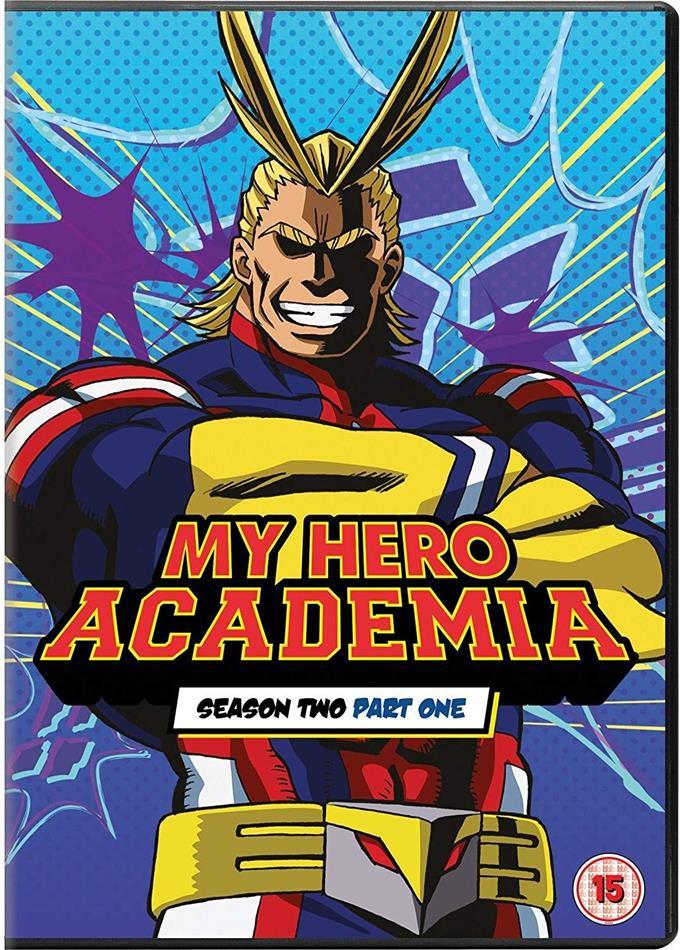 My Hero Academia - Season 2 Part 1 (2 DVD)