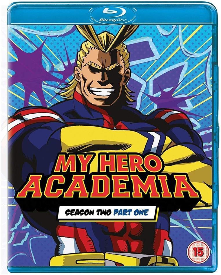 My Hero Academia - Season 2 Part 1 (2 Blu-ray)