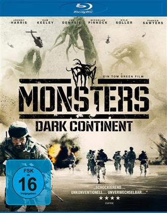 Monsters - Dark Continent (2014)