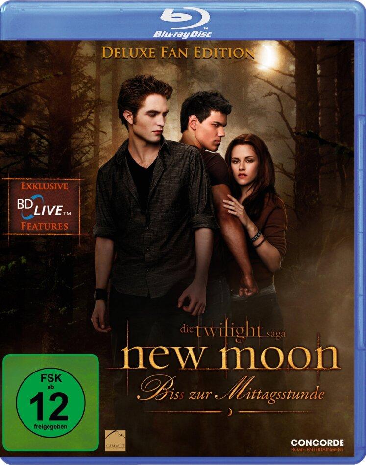 Twilight 2 - New Moon - Biss zur Mittagsstunde (2009) (Deluxe Fan Edition)