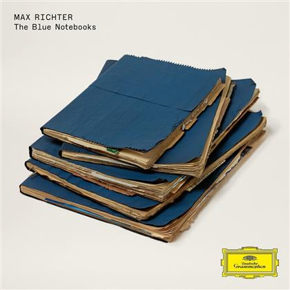 Max Richter - The Blue Notebooks (Erweiterte Neuausgabe, 2 CDs)