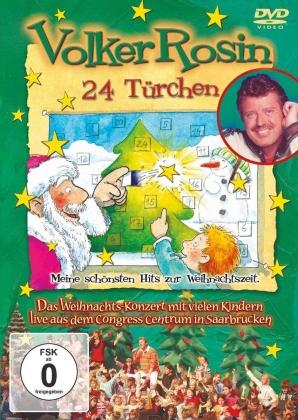 Volker Rosin - 24 Türchen - Meine schönsten Hits zur Weihnachtszeit