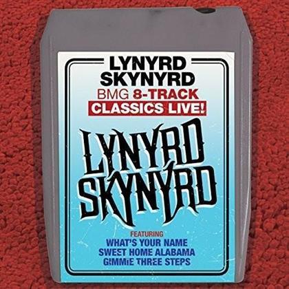 Lynyrd Skynyrd - Bmg 8-Track Classics Live