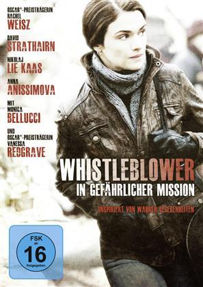 Whistleblower - In gefährlicher Mission (2010)