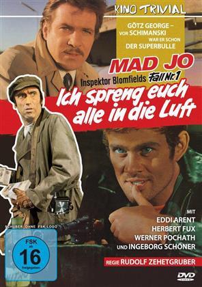 Mad Jo - Inspektor Blomfields Fall Nr. 1 - Ich spreng euch alle in die Luft (1968) (Kino Trivial, Limited Edition, Restaurierte Fassung)