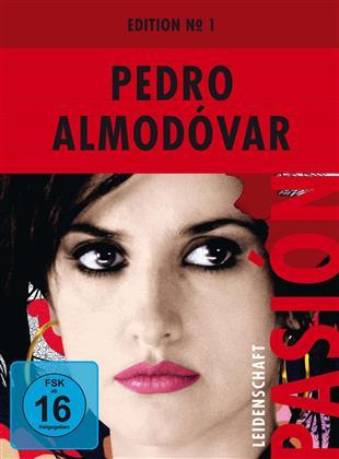 Pedro Almodovar Edition No. 1 - Pasión - Leidenschaft (5 DVDs)