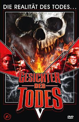 Gesichter des Todes 5 (1991) (Kleine Hartbox, Cover B, Uncut)